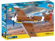 COBI 5526 Messerschmitt Bf 109 F-4 Trop - Bausatz(nur noch wenige da)
