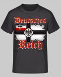 Deutsches Reich Reichskriegsflagge - T-Shirt