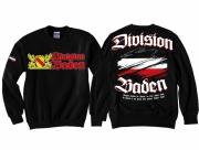 Baden Division - Vergiss niemals die Heimat - Pullover schwarz