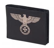 Reichsadler - Geldbörse aus Rindleder