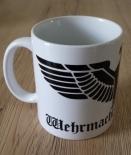 Wehrmacht denn sowas? Reichsadler - 4 Tassen