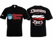 Harz - Tradition und Heimat - T-Shirt schwarz