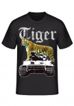 Tiger Panzer T-Shirt