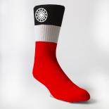 Schwarze Sonne SWR - 1 paar Socken