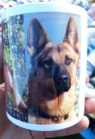 Der Deutsche Schäferhund - Unser treuer Kamerad - Tasse