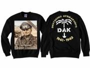 Erwin Rommel - Pullover schwarz