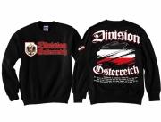 Österreich Division - Pullover schwarz