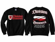 Pommern Division - Pullover schwarz