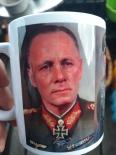 Erwin Rommel - 4 Tassen