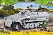 Cobi 2472 Sdkfz. 251/10 Ausführung C Bausatz