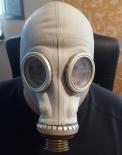 Gasmaske / Atemschutzmaske