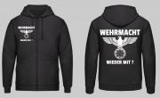 Wehrmacht wieder mit ? - Kapuzenjacke