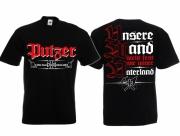 Putzer - Wir bauen Deutschland auf - T-Shirt schwarz