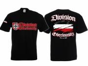 Oberlausitz - Treu der Fahne - T-Shirt schwarz