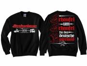 Straßenbauer - Wir bereiten Deutschland den Weg - Pullover schwarz