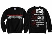 Landmaschinenmechatroniker - Wir schrauben für Deutschland - Pullover schwarz