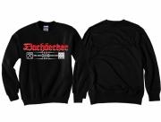 Dachdecker - Pullover schwarz