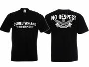 Ostdeutschland - T-Shirt schwarz