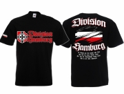 Hamburg meine Heimat - T-Shirt schwarz