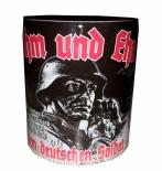 Ruhm und Ehre dem Deutschen Soldat - Tasse