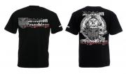 Erzgebirge Ghostdivision - T-Shirt schwarz