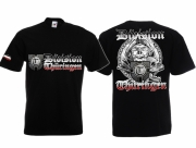 Thüringen Ghostdivision - T-Shirt schwarz