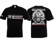 Brandenburg Ghostdivision - T-Shirt schwarz