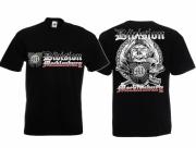 Mecklenburg Ghostdivision - T-Shirt schwarz