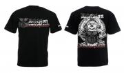 Deutschland Ghostdivision - T-Shirt schwarz