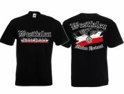 Westfalen - Meine Heimat Reichsadler - T-Shirt schwarz