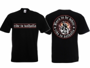 Born to be White Valhalla - T-Shirt