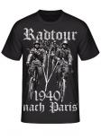 Radtour nach Paris 1940 - T-Shirt