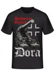 80 cm Schwerer Gustav Dora - T-Shirt