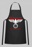 Wehrmacht den Grillmeister - Grillschürze