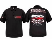 Berlin - Die Jungs aus der Reichshauptstadt - Poloshirt schwarz