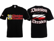 Dresden - Meine Heimat - T-Shirt schwarz