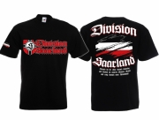 Saarland - Meine Heimat - T-Shirt schwarz