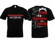 Maschinenführer - T-Shirt schwarz