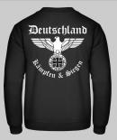 Deutschland Reichsadler - Kämpfen und Siegen - Pullover