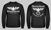 Deutschland Reichsadler - Kämpfen & Siegen - Pullover