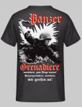 Panzergrenadiere - T-Shirt