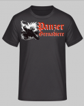 Panzergrenadiere - T-Shirt