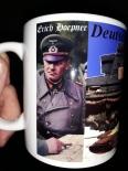 Deutsche Panzer vor Moskau - Erich Hoepner - Tasse