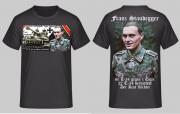 60 T-34 gegen 1 Tiger Panzer - Franz Staudegger - T-Shirt