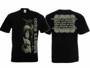 Odins Krieger - T-Shirt schwarz