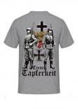 Wehrmacht Ehrenwache Eisernes Kreuz Balkenkreuz Treue Tapferkeit - T-Shirt