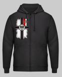 Reichskriegsflagge - Kapuzenjacke