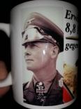 Erwin Rommel s 88 Flak gegen Panzer - Tasse