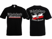 Rheinland - T-Shirt schwarz