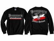 Pommern - Meine Heimat Reichsadler - Pullover schwarz